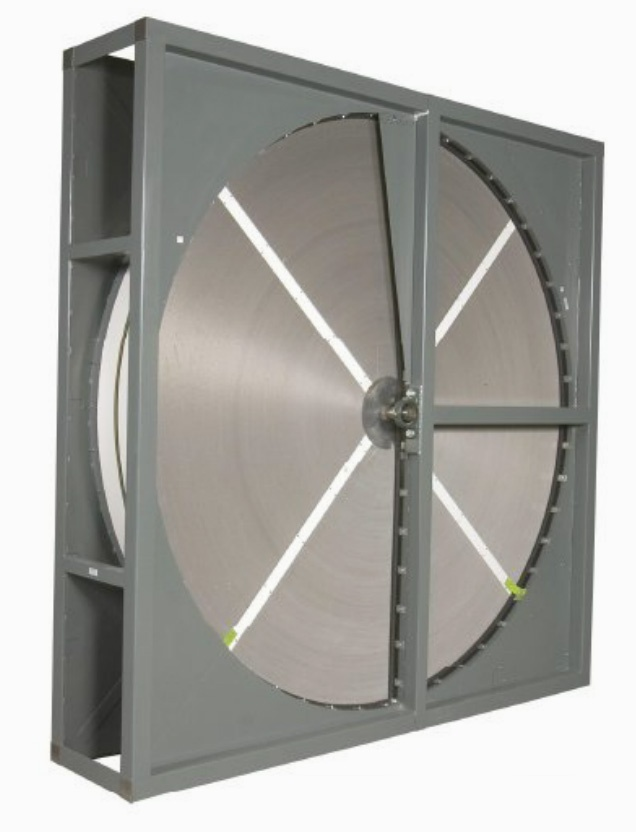 Energy Heat Recovery Wheel : Engineered air one of north america s largest fully